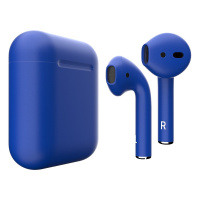 Цветные наушники Apple AirPods 2 (with Wireless Charging Case) (матовые)