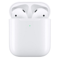 Наушники Apple AirPods 2 (with Wireless Charging Case) RUS (MRXJ2RU/A)