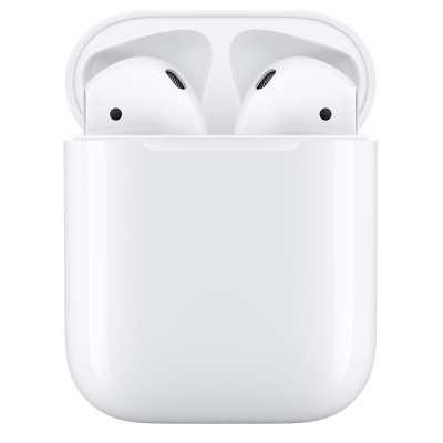 Наушники Apple AirPods 2 (with Charging Case) RUS (MV7N2RU/A)