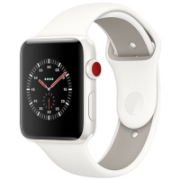 Apple Watch Edition Series 3 42mm with Sport Band White (Белый)