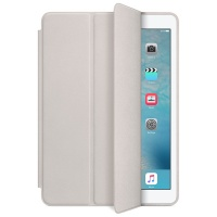 Чехол Smart Case для Apple iPad 9,7 (2018) Beige (Бежевый)