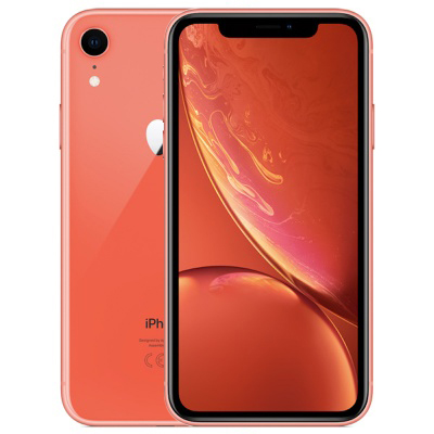 Apple iPhone Xr 256GB Coral (Коралловый)