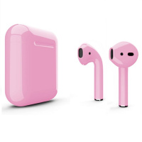 Цветные наушники Apple AirPods 2 (with Wireless Charging Case) (глянцевые)